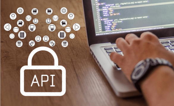 the article explains the best practices for API security
